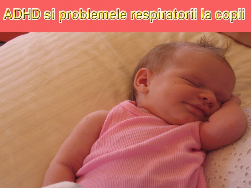 ADHD Si Problemele Respiratorii La Copii
